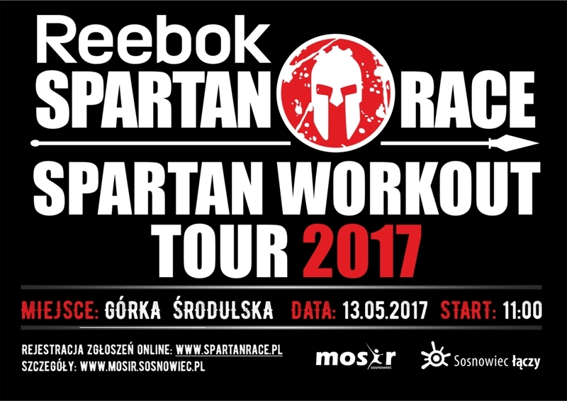Wiadomości Zagłębia Spartański trening dla dzieci i dorosłych